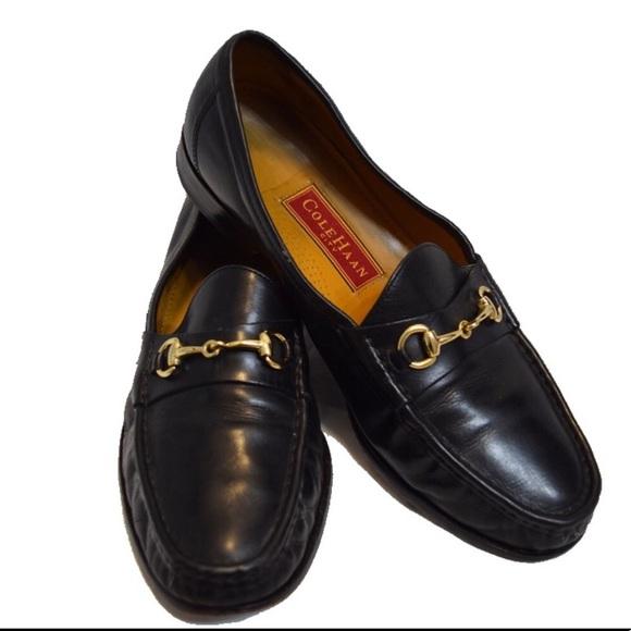 6aa57ef55d6 Cole Haan Other - Cole Haan city horsebit loafers men s dress shoes